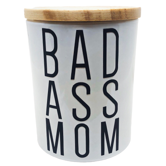 BAD ASS MUM CANDLE-BAD BITCH CANDLES-Kitson LA