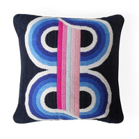 BARGELLO SUPERGRAPHIC PILLOW-JONATHAN ADLER-Kitson LA