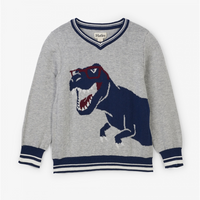 BOYS COOL REX V-NECK SWEATER-HATLEY-Kitson LA