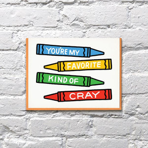 CRAY CARD-BENCH PRESSED-Kitson LA