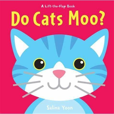 DO CATS MOO?-STERLING PUBLISHING-Kitson LA