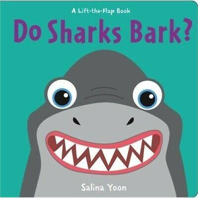 DO SHARKS BARK?-STERLING PUBLISHING-Kitson LA