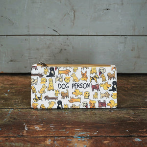 DOG PERSON POUCH-FISHS EDDY-Kitson LA