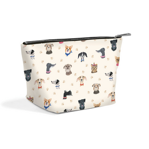 DOGGONE CUTE COSMETIC BAG-STUDIO OH!-Kitson LA