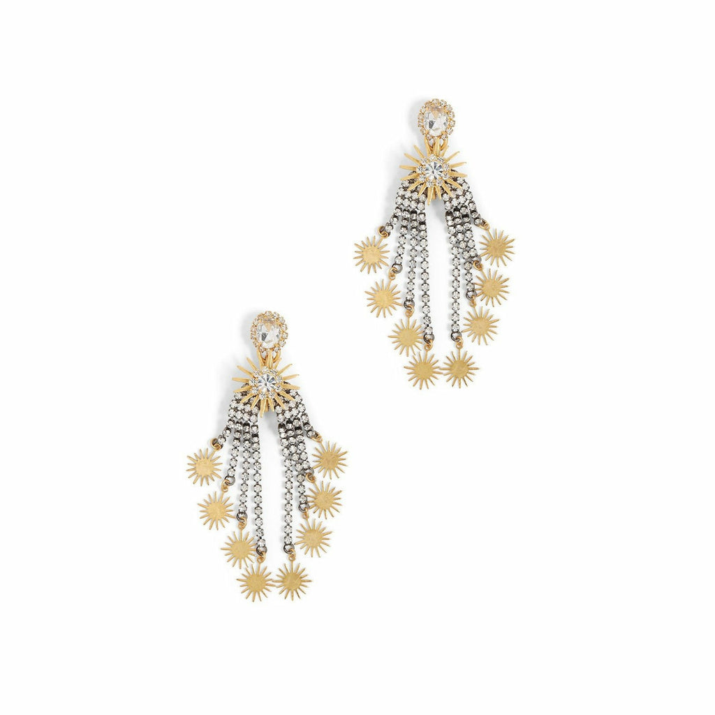 ELLEN EARRINGS-ELIZABETH COLE-Kitson LA
