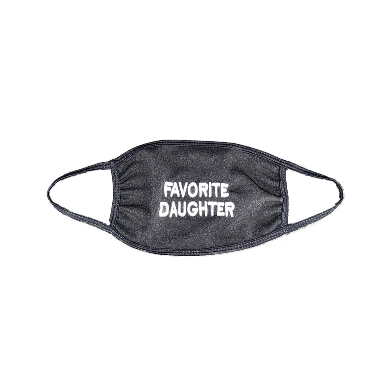 FAVORITE DAUGHTER BLACK MASKS-DI SNAPBACK-Kitson LA