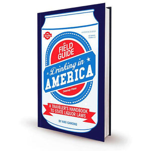 FIELD GUIDE TO DRINKING IN AMERICA-SCB DISTRIBUTORS-Kitson LA