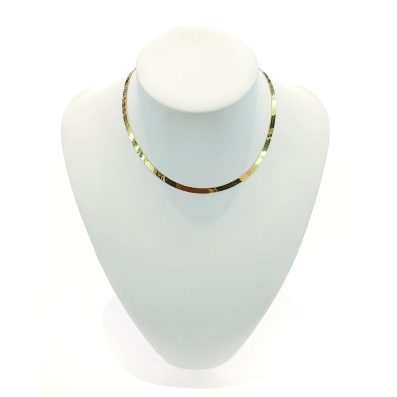 FLASH 16'' NECKLACE-HRH COLLECTION-Kitson LA
