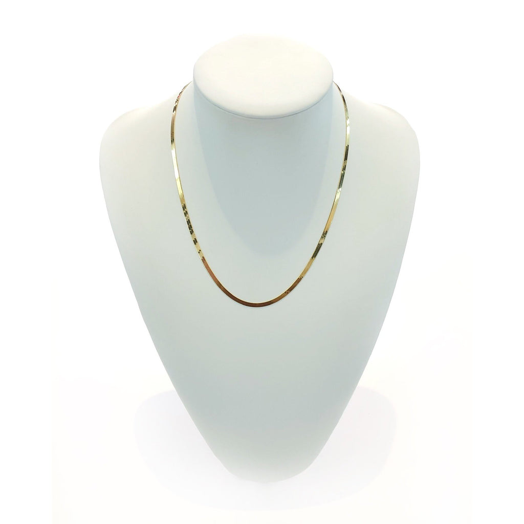 FLASH 18'' NECKLACE-HRH COLLECTION-Kitson LA