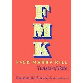 FMK: TWIST OF FATE-HACHETTE BOOK GROUP-Kitson LA