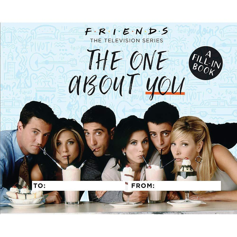FRIENDS: THE ONE ABOUT YOU-HACHETTE BOOK GROUP-Kitson LA