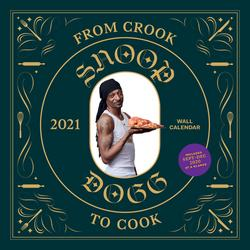 FROM CROOK TO COOK CALENDAR-HACHETTE BOOK GROUP-Kitson LA