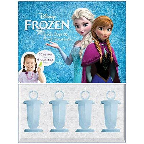 FROZEN ICICLE POPS & COOL CREATIONS-HACHETTE BOOK GROUP-Kitson LA