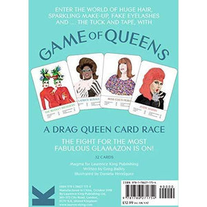 GAME OF QUEENS-HACHETTE BOOK GROUP-Kitson LA