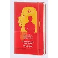 GAME OF THRONES RULED LITTLE NOTEBOOK-HATCHETTE-Kitson LA