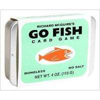 GO FISH CARD GAME-CHRONICLE BOOKS-Kitson LA