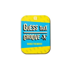 GUESS THAT GROOVE GAME-TALKING TABLES-Kitson LA