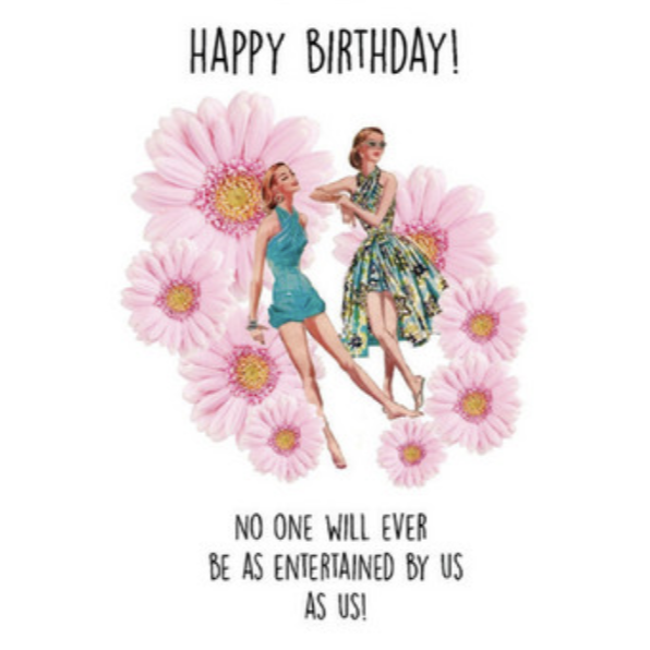 HAPPY BIRTHDAY NOBODY AS ENTERTAINED BY US CARD-PAPER LOVE BOUTIQUE-Kitson LA