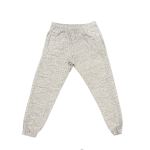 HEATHER GREY SLOUCHY SWEATPANTS-MONROW-Kitson LA