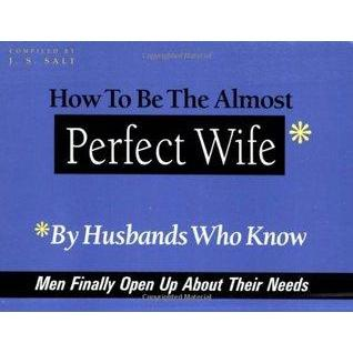 HOW TO BE THE ALMOST PERFECT WIFE-SCB DISTRIBUTORS-Kitson LA