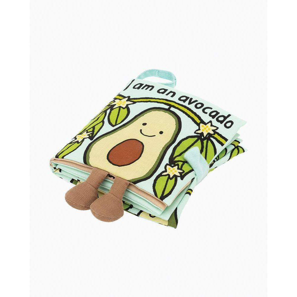 I AM AN AVOCADO BOOK-JELLYCAT-Kitson LA