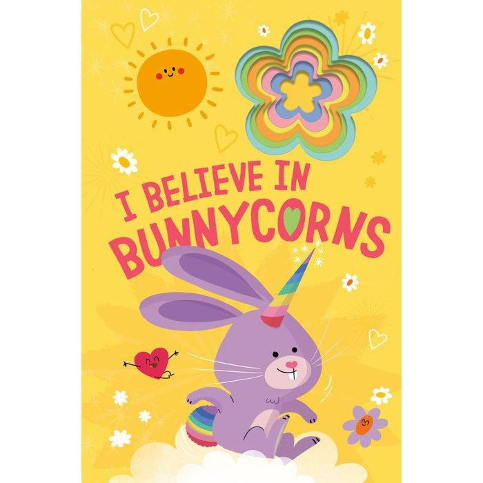 I BELIEVE IN BUNNYCORNS BOARD BOOK-PENGUIN RANDOM HOUSE-Kitson LA
