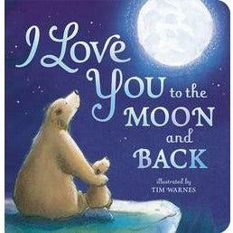 I LOVE YOU TO THE MOON AND BACK-PENGUIN RANDOM HOUSE-Kitson LA