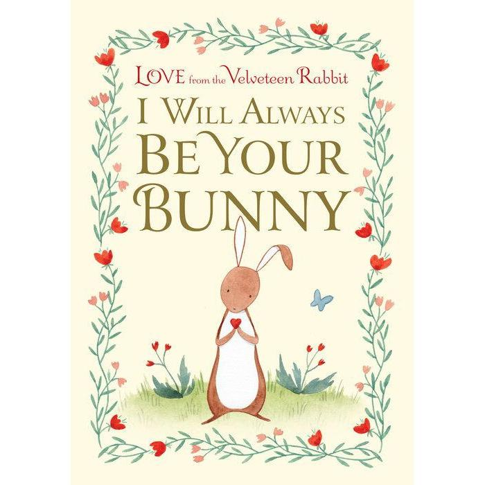 I WILL ALWAYS BE YOUR BUNNY-PENGUIN RANDOM HOUSE-Kitson LA