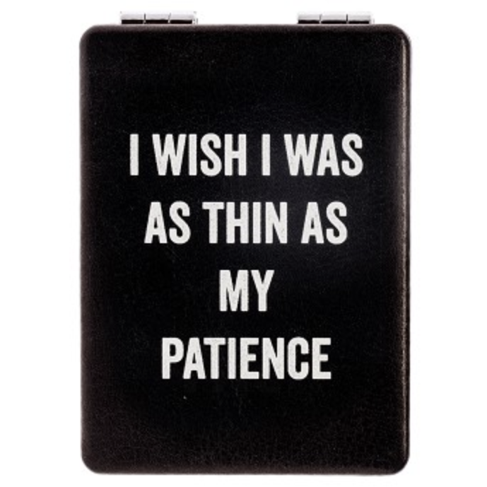 I WISH I WAS COMPACT MIRROR-SNARK CITY-Kitson LA