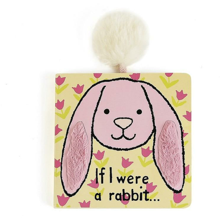 JELLYCAT IF I WERE A RABBIT BOOK-JELLYCAT-Kitson LA