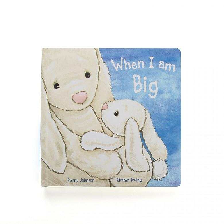 JELLYCAT WHEN I AM BIG BOARD BOOK-JELLYCAT-Kitson LA