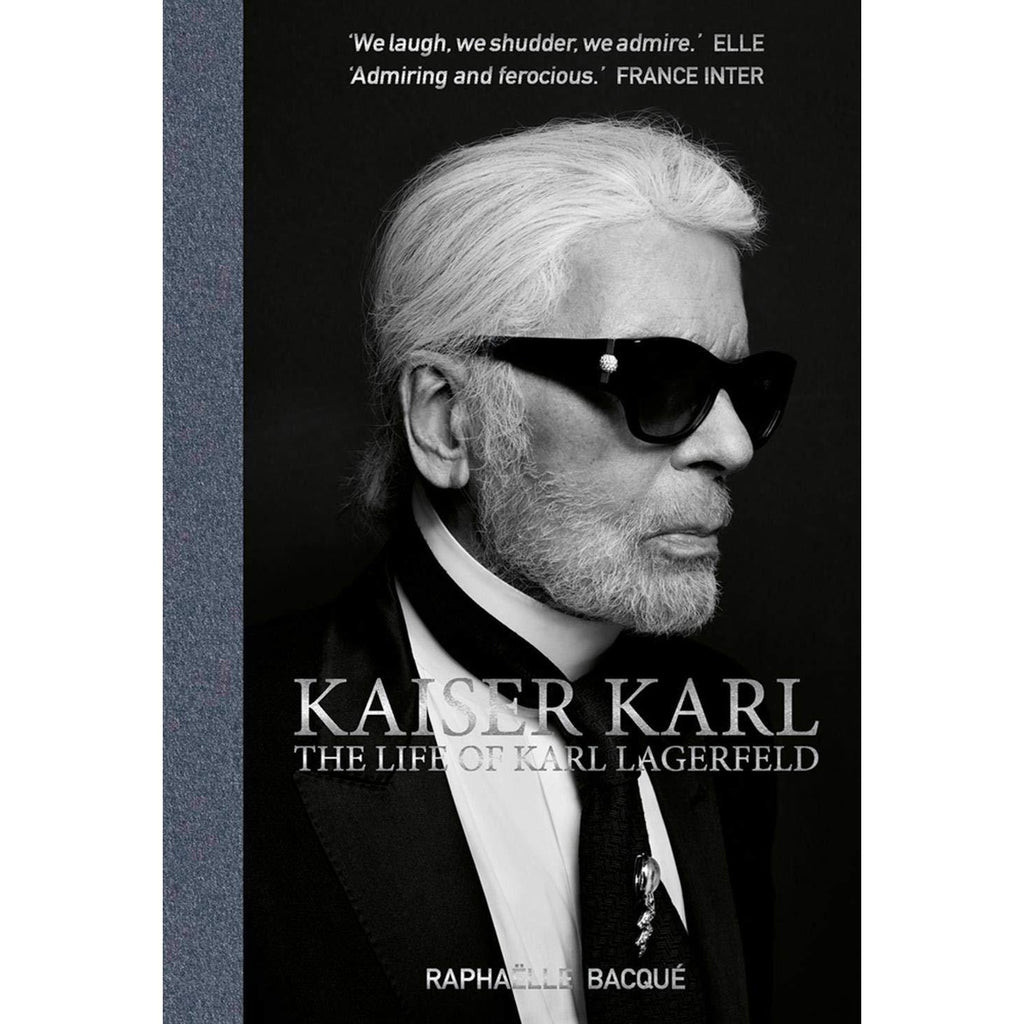 KAISER KARL: THE LIFE OF KARL LAGERFELD-NBN-Kitson LA