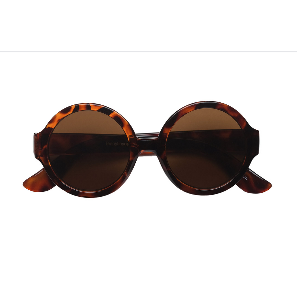 KYLIE ROUND TODDLER SUNGLASSES-TEENY TINY OPTICS-Kitson LA