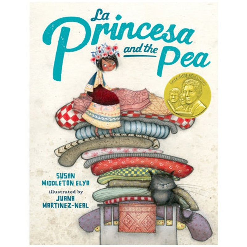 LA PRINCESA & THE PEA-PENGUIN RANDOM HOUSE-Kitson LA