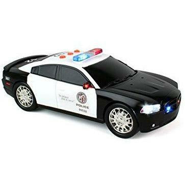 LAPD MOTORIZED DODGE CHARGER-DARON WORLDWIDE TRADING-Kitson LA