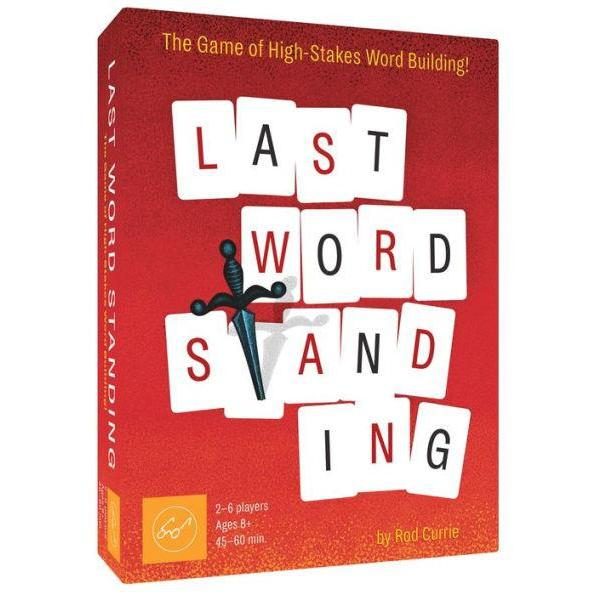 LAST WORD STANDING GAME-HACHETTE BOOK GROUP-Kitson LA