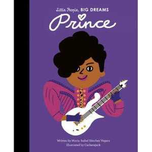 LITTLE PEOPLE BIG DREAMS: PRINCE-HACHETTE BOOK GROUP-Kitson LA