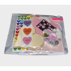 LOVE LETTER STATIONARY KIT-BOTTLEBLOND JEWELS-Kitson LA