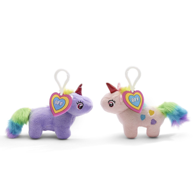 MAGICAL BFF PLUSH UNICORNS SET-TWO'S COMPANY-Kitson LA
