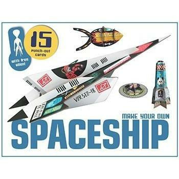 MAKE YOUR OWN SPACESHIP-HACHETTE BOOK GROUP-Kitson LA