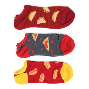 MENS FOODIE NO SHOW SOCKS-FOOT TRAFFIC-Kitson LA