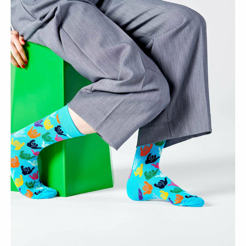 MENS HANG LOOSE SOCKS-HAPPY SOCKS-Kitson LA