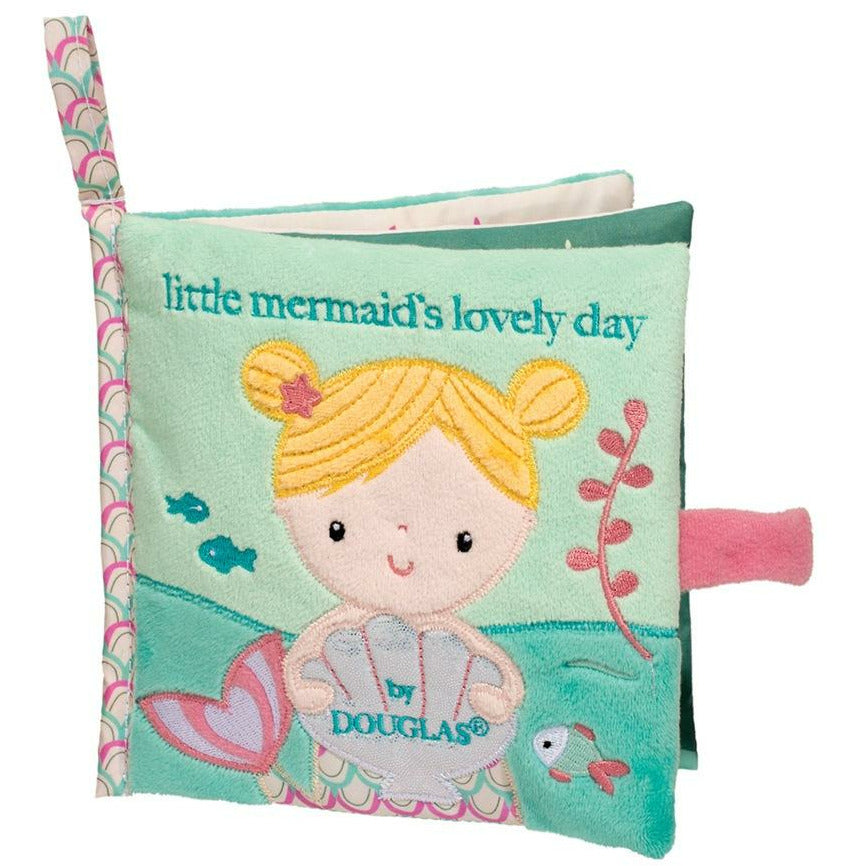 MERMAID ACTIVITY BOOK-DOUGLAS CUDDLE TOYS-Kitson LA