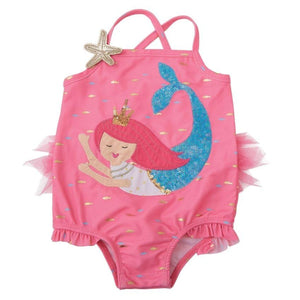 MERMAID SWIMSUIT-MUD PIE-Kitson LA