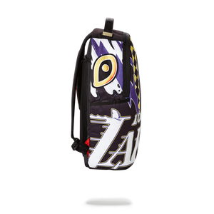 NBA LAB LAKERS VSM BUBBLE BACKPACK-SPRAYGROUND-Kitson LA
