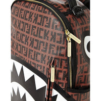 OFFENDED SHARK BACKPACK **LIMITED EDITION**-SPRAYGROUND-Kitson LA