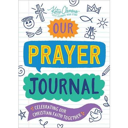 OUR PRAYER JOURNAL-SOURCEBOOKS, INC-Kitson LA