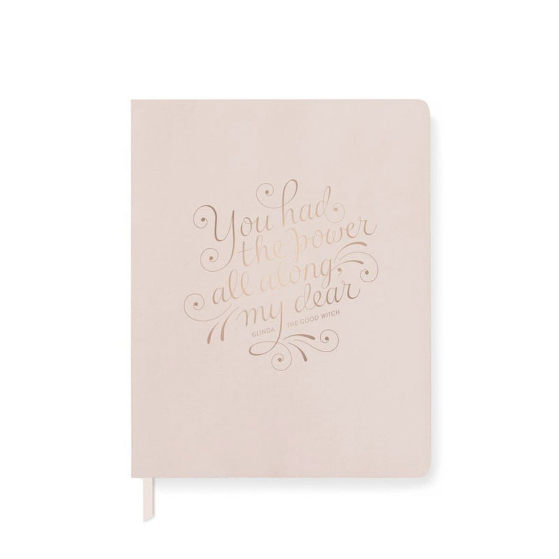 POWER ALL ALONG JOURNAL-FRINGE STUDIO-Kitson LA