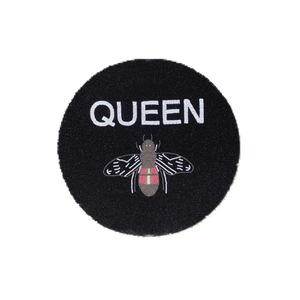 QUEEN BEE BEADED PLACEMAT-TIANA DESIGNS-Kitson LA