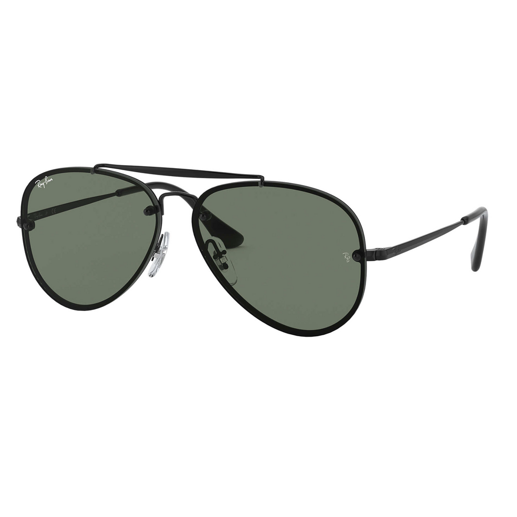 RAY-BAN JUNIOR BLAZE AVIATOR SUNGLASSES-RAY-BAN-Kitson LA